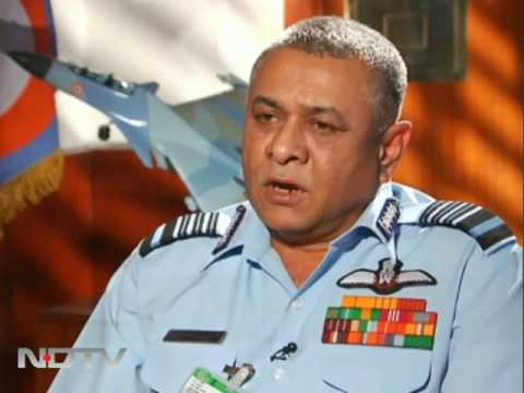 Air Chief Marshal: See first, strike first