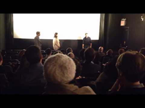 BRIGHEST START - NYC Premier - Q & A with Chris Lowell, Maggie Kiley & Matthew Mullen