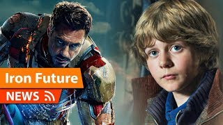 Avengers Endgame Directors Address The Kid and His Future