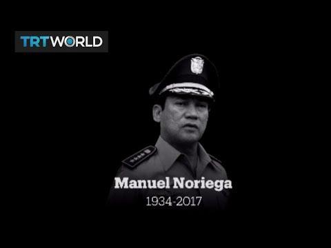 Noriega 1934-2017: Former ruler of Panama dies at 83