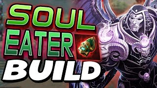 Smite: NEW SOUL EATER Thanatos Build - YOU CAN HAVE IT ALL WITH THIS BUILD!