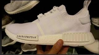 Adidas NMD R1 Japanese Writing