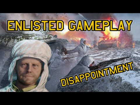 ENLISTED GAMEPLAY 4K