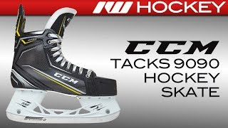 CCM Tacks 9090 Skate Review