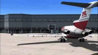 FSX 727-100 Captain!