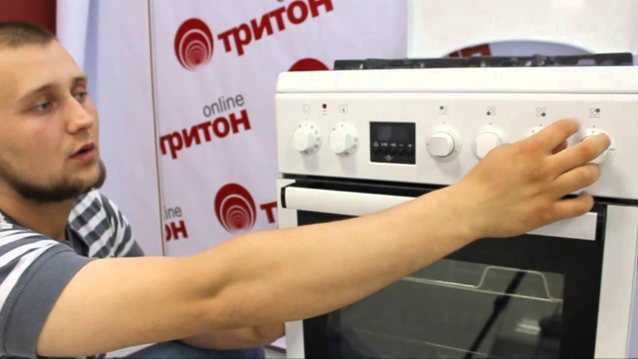Электрическая плита Gorenje EC 63399 DBR (DW) - YouTube