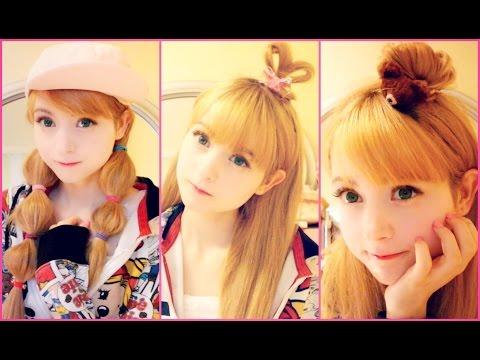 Easy K-Pop Hairstyles!