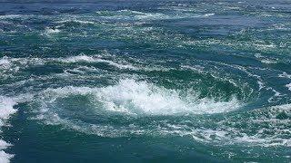20180815鳴門漩渦是在日本德島及淡路島之間的鳴門海峽上的漩渦景觀