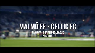 Video Gol Pertandingan Celtic vs Malmo FF