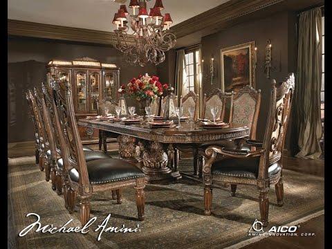Villa Valencia Dining Room Collection by AICO Furniture