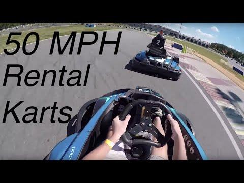 Fast Rental Go Karts!
