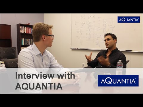 Aquantia | Interview with its Co-Founder & VP of Technology - Ramin Farjad-Rad