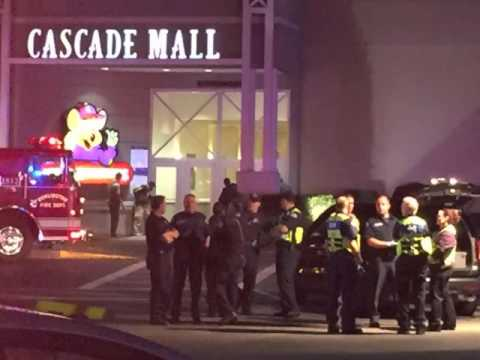 Cascade Mall Shooting A Suspect Called In