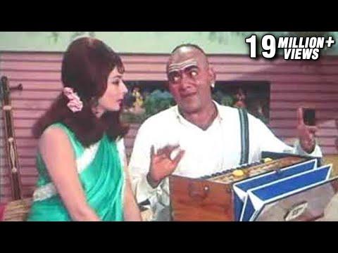 Padosan - 7/13 - Bollywood Movie - Sunil Dutt, Kishore Kumar & Saira Bano