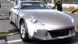 Need for Speed: Shift - Nissan 370Z (Z34) - Test Drive Gameplay (HD) [1080p60FPS]