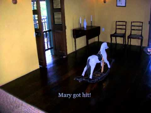 Mary Got Hit