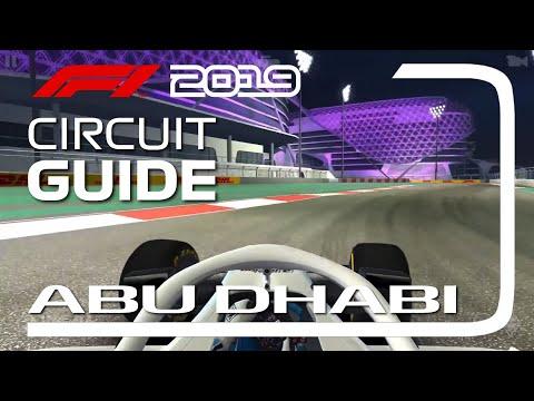 Real Racing 3 Virtual Hot Lap Of Yas Marina | 2019 Abu Dhabi Grand Prix