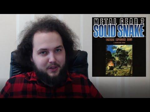 Кратко про Metal Gear 2: Solid Snake
