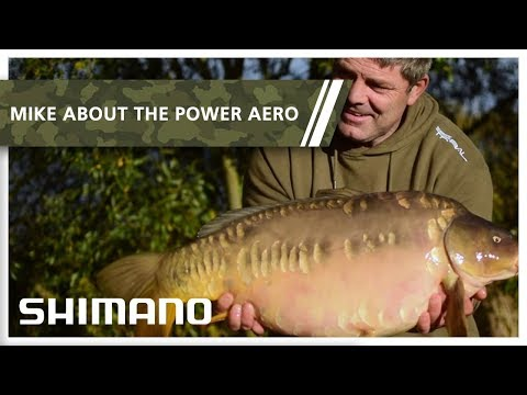 Mike dagnall talks about the Shimano power Aero 14000XTB
