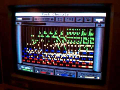 Amiga 1000  Instant Music