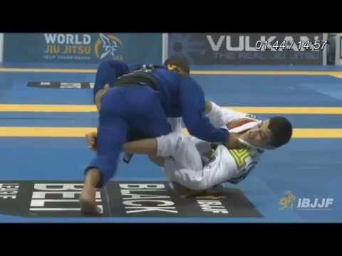 Ostap Analysis - Bruno Malfacine worm guard counter vs Joao Miyao