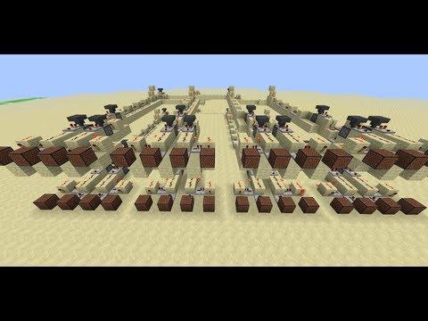 Randomized Music Player -- Minecraft Tutorial