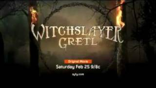 "Trailer ""Witchslayer Gretl"" with Shannen Doherty"