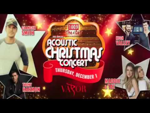 100.9 The Cat Acoustic Christmas Concert