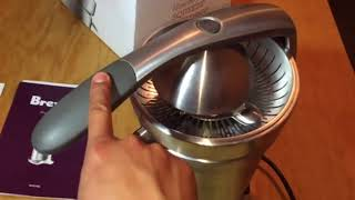 Breville Citrus Press   Exprim…
