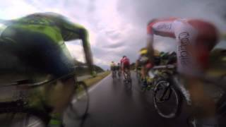 On board camera – Stage 2 (Utrecht / Zélande) - Tour de France 2015