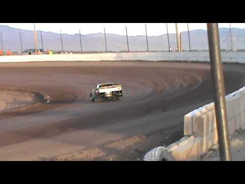 Zach Cail-Lovelock Speedway Heat 5/11/13