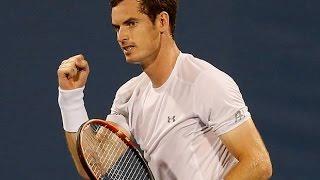 Grigor Dimitrov vs Andy Murray || Highlights || Cincinnati Open 2015