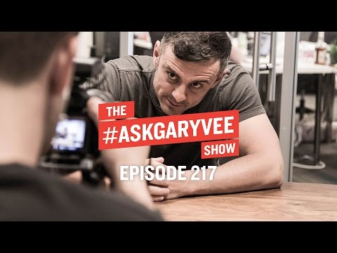 Advice to My Younger Self, Success Metrics & Overcoming The Past  | #AskGaryVee 217