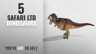 Top 10 Safari Ltd Dinosaurs [2018]: Safari Ltd Prehistoric Life – Feathered Tyrannosaurus Rex -