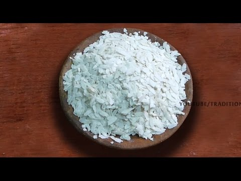 Making Flattened Rice Upma | Atukula Upma | HOW TO MAKE POHA | OLDEST TRADITIONAL BREAKFAST RECIPE