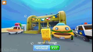 SpongeBob  Sponge on the Run   Fun Games For Kids