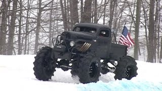 Griztek Snow Challenge 2013, Saturday Extended Version