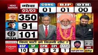 Abki Baar Kiski Sarkar: News Nation decodes why poll battle became Modi Vs all