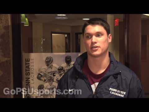Penn State Men's Lacrosse Quick Hits - Chris Hogan