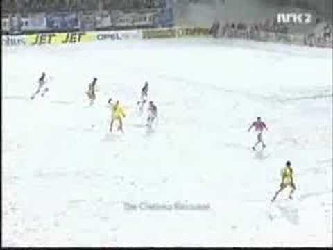 Tromsø IL - Chelsea '97  3-2