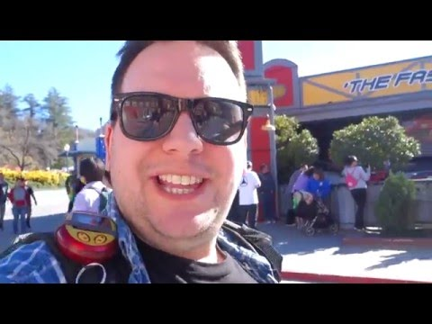 Getting discombobulated at Six Flags Magic Mountain 2016 (with POVs!)