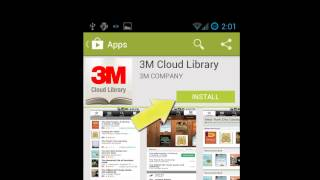 3M Cloud Library Ebooks for Seniors