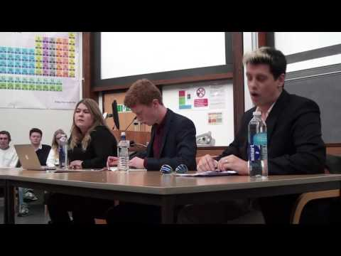 "Milo Yiannopoulos & Rebecca Reid - ""Have We Reached an Age of Gender Equality?"""