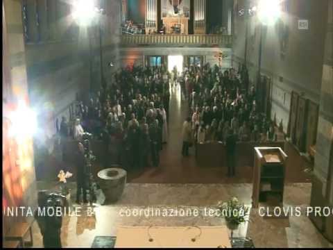 Piccoli Cantori di Pura - Messa RSI - Canto di Comunione e Canto finale