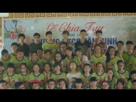 [POTATO Educo] - Lớp 9E  THCS Tân Định