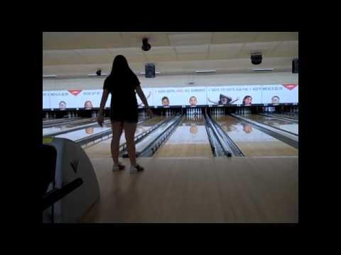 Phyllis & Margaret go bowling