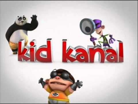 Kid Kanal (TVI) - Vinheta #02