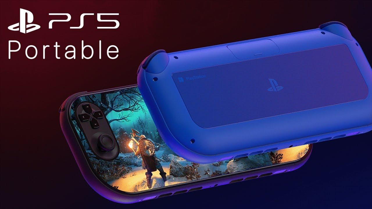 PlayStation 5 Portable — Sony 2020