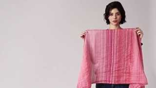 7 ways to tie a scarf spring 15