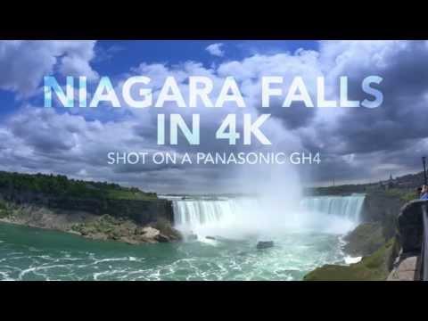 Niagara Falls in 4K